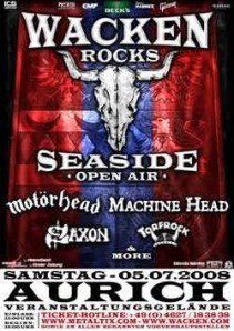 Wacken Rock Seaside