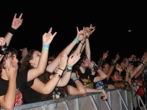 Lorca Rock - Público
