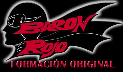 Baron Rojo - Formación Original