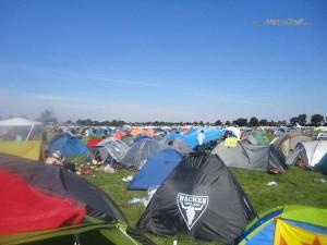 Camping - W:O:A 2010