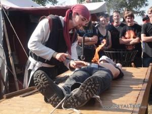 Mesa de torturas - W:O:A 2010