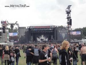 True Metal Stage - Wacken 2010