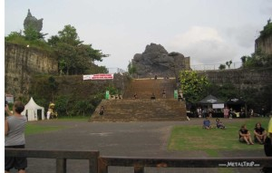 Iron Maiden – Garuda Wisnu Kencana - Bali (Indonesia)– 20/02/2011