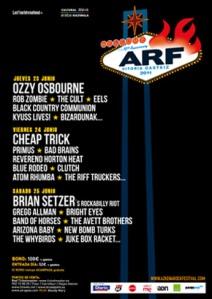 Azkena Rock Festival 2011