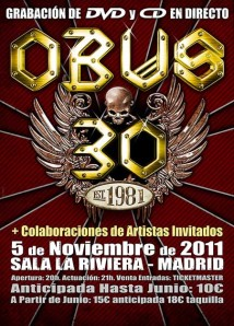 Obus en Madrid