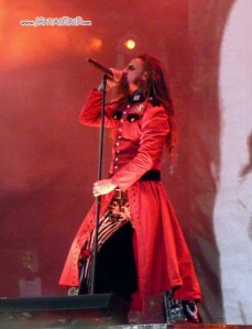 Rob Zombie - Graspop Metal Meeting 2011