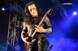 Cradle Of Filth - Hellfest 2011