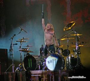 Scorpions - Hellfest 2011