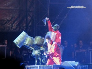 Slipknot - Graspop Metal Meeting 2011