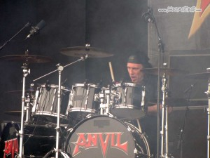 Anvil - Graspop Metal Meeting 2011