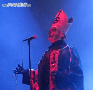 Ghost - Graspop Metal Meeting 2011