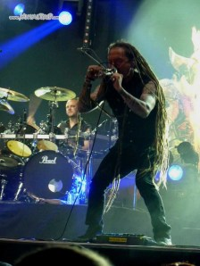 Amorphis - Graspop Metal Meeting 2011