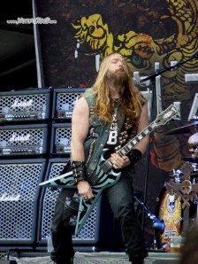 Black Label Society - Graspop Metal Meeting 2011