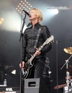 Duff Mckagan - Hellfest 2011