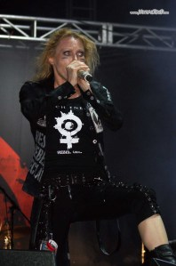 Arch Enemy - Metalcamp 2011