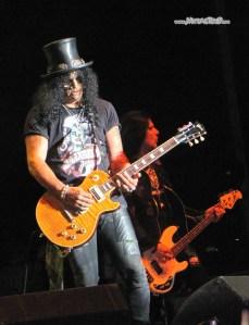 Slash - Sonisphere Getafe 2011