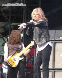 Whitesnake - Graspop Metal Meeting 2011