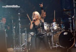 Doro- Hellfest 2011
