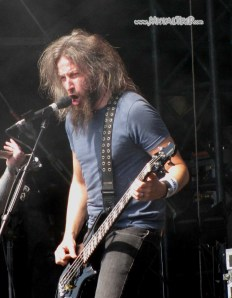 Mastodon - Graspop Metal Meeting - 26/06/11