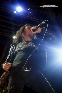 Death Angel - Metalcamp 2011