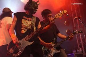 D.R.I. - Hellfest 2011