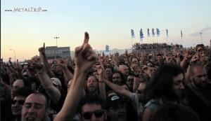 Sonisphere Getafe 2011
