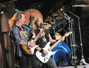 Iron Maiden - Sonisphere Getafe - 16/07/11