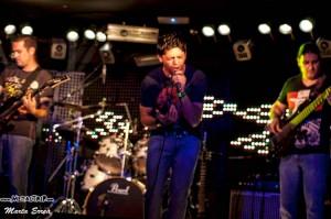 Konec Silnice - Sala Live (Metaltrip) - 24/06/11
