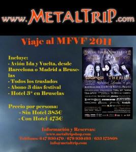 Viaje al Metal Female Voices Fest 2011