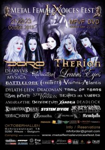 Metal Female Voices Fest 2011