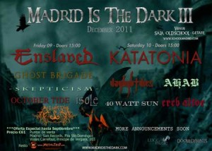 Madrid Is The Dark III