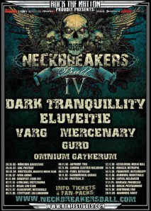 Neckbreakers Ball Tour