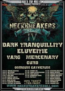 Neckbreakers Ball Tour
