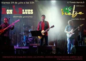 Rock & Blues - Sala Hebe