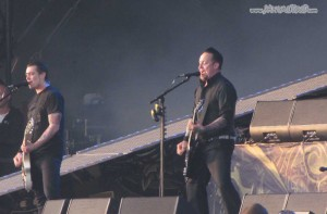 Volbeat - Graspop Metal Meeting 2011