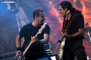 Tierra Santa - Leyendas del Rock 2011