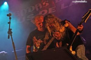 Baron Rojo - Leyendas del Rock 2011