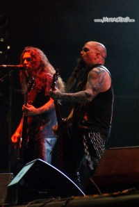 Slayer - Metalcamp 2011