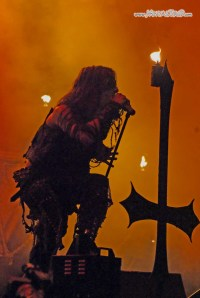 Watain - Metalcamp 2011