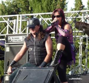 Guadaña - Leyendas del Rock 2011