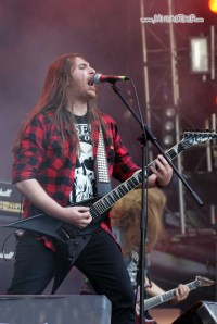 Suicidal Angels - Metalcamp 2011