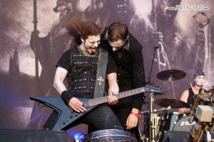 Powerwolf - Metalcamp 2011
