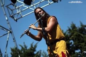 Saurom - Leyendas del Rock 2011