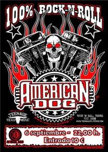 American Dog - Ferrol
