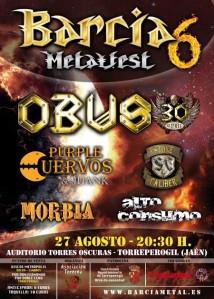 VI Barcia Metal Fest