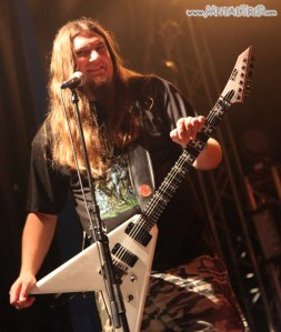 Vomitory - Summer Breeze 2011
