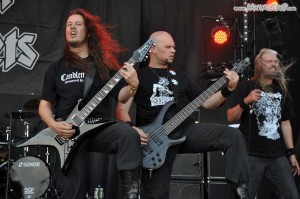 Hail Of Bullets - Summer Breeze 2011