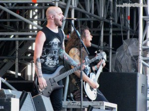 As I Lay Dying - Summer Breeze 2011