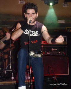 Agresiva - Thrash The Night