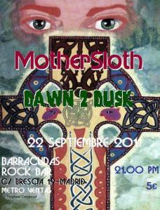 Mother Sloth y Dawn 2 Dusk